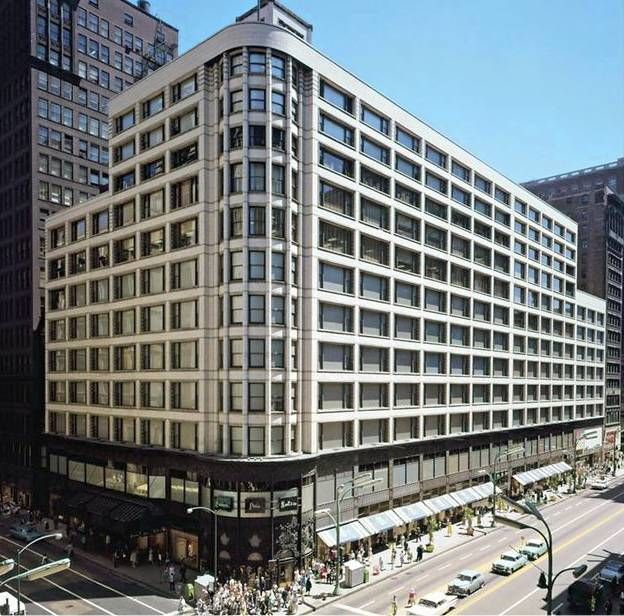 Photo Chicago Carson Pirie Scott Department Store State And