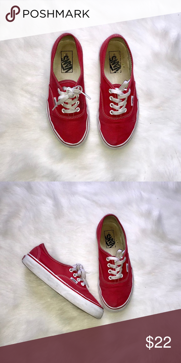 57542fc176a865 Red Vans Red Vans. Classic and cool! Vans Shoes