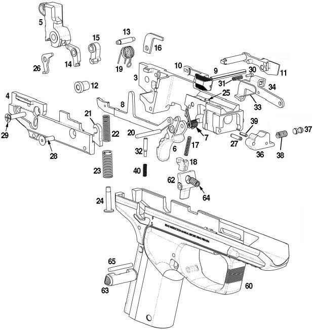 ruger pistol parts diagram hunter 3 speed fan switch wiring pin by rae industries on pinterest guns firearms and hand sr22 reviewloading that magazine is a pain get your