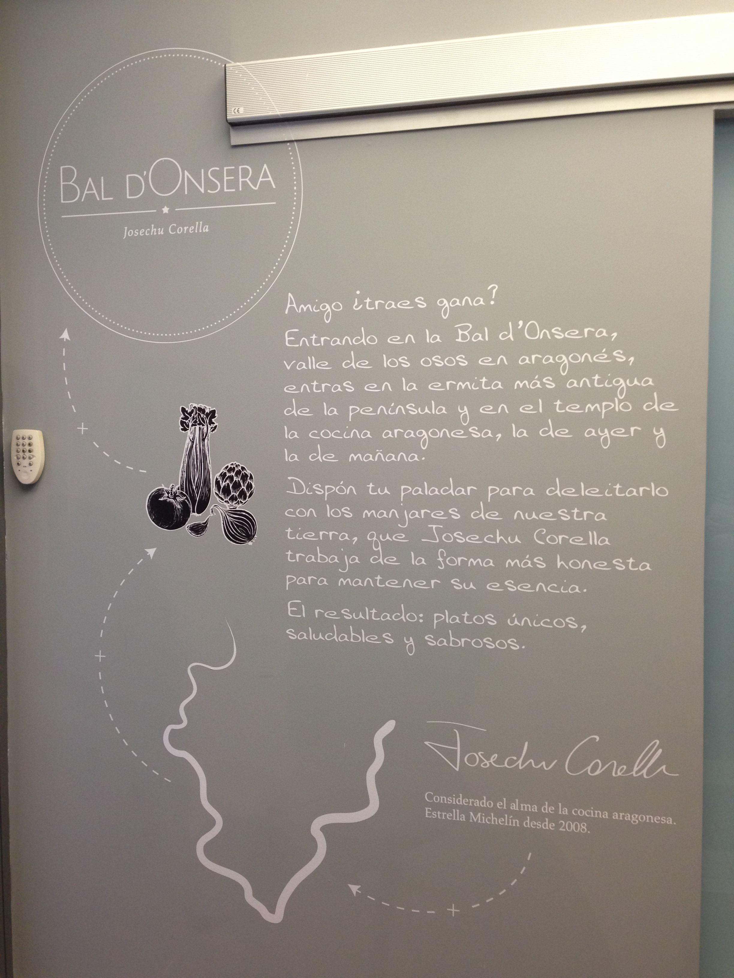 Historia de Bal d'Onsera