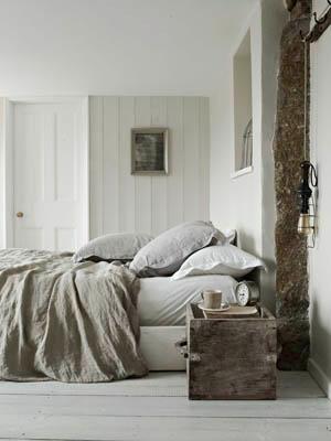 rustic comfort | via Elements of Design