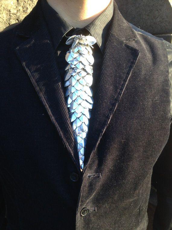 Tie 1000! scale maille tie!! https://www.etsy.com/listing/216708044/tie-1000-scale-maille-tie?ref=listing-shop-header-2