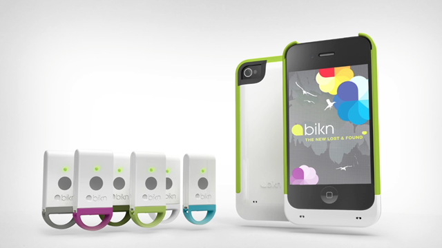 Bikn For Iphone Will Track Your Valuables When Traveling People You