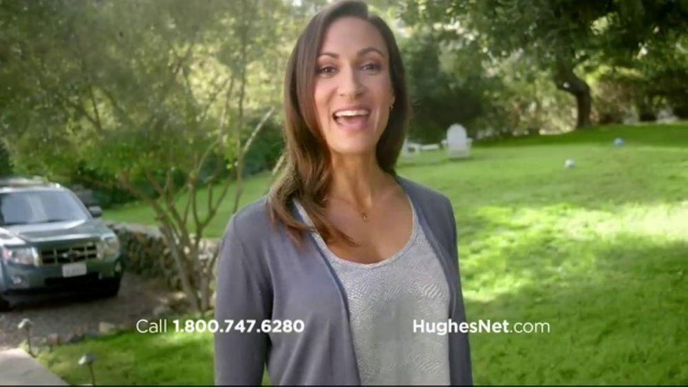 HughesNet Gen5 Satellite Internet TV Spot, 'Stay Informed ...