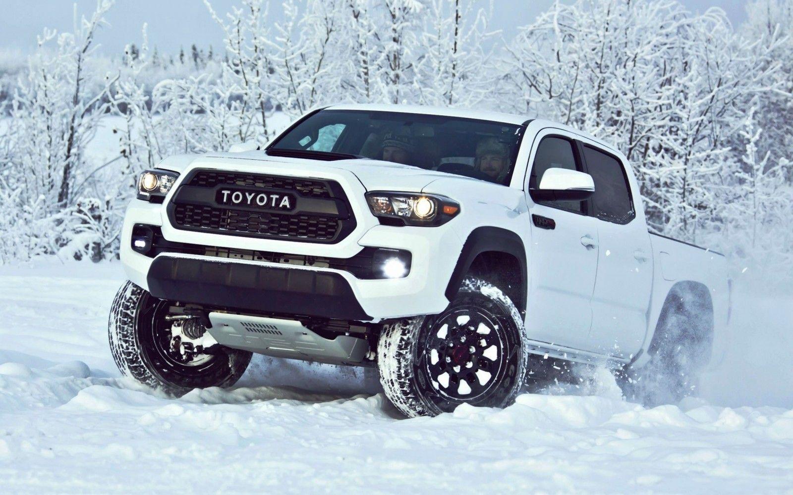 2017 Toyota TRD Pro KevlarReinforced Tires