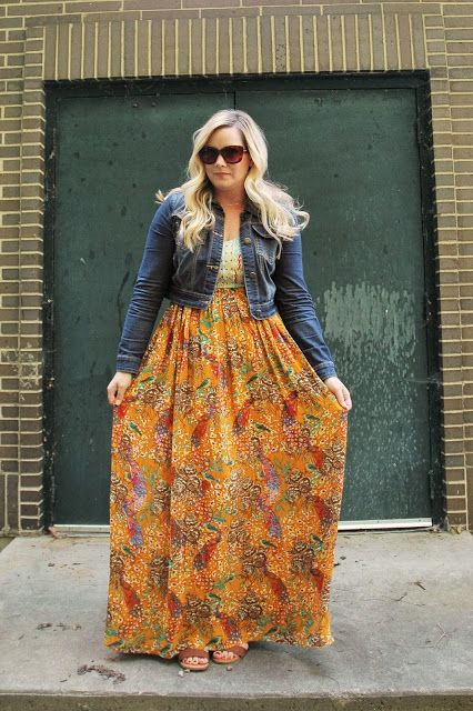 441af70fecb7d The Peacock Fairy: Long Dress, Long Stories #ootd #wiw #momstyle  #anthropologie #raga #parkland
