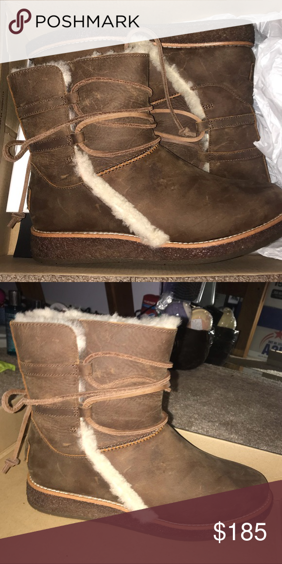 c41ed16ba04 ugg luisa boots size 6 nwt perfect condition, brand new, never worn ...