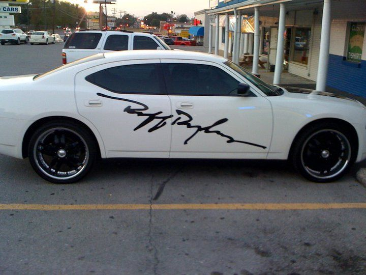 Customized Ruff Ryders Car Club Decals Vehicle Graphics - Custom decal graphics on vehiclesgetlaunched custom designed vinyl graphics decals turn heads and