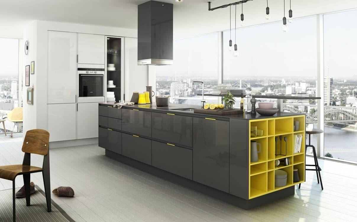 SieMatic S3 - das neue Küchendesign | keuken | Pinterest