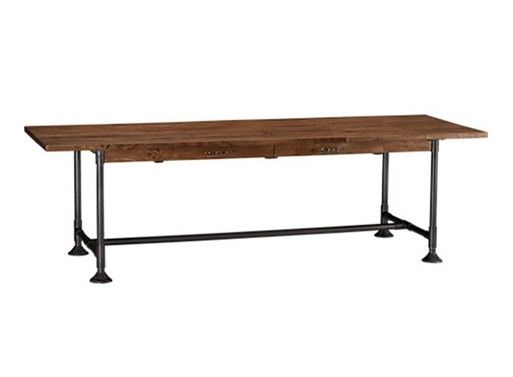 Hearty Table Cb2 Dining Table Dining Table Modern Dining Table