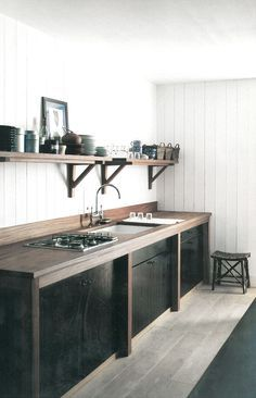 One of my favorite all time kitchens from Christian Liagre.