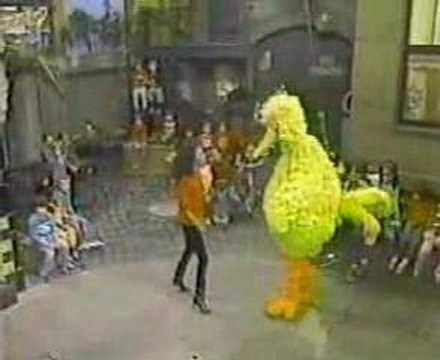 Diana Ross & Big Bird - Believe in Yourself