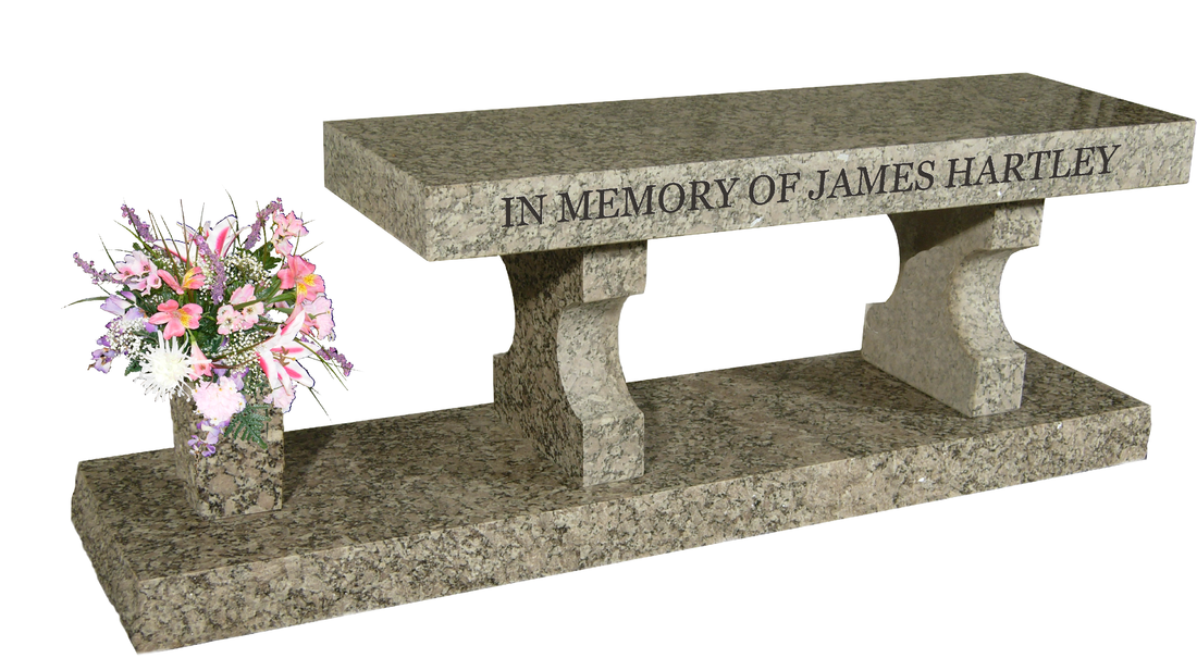 Distinction Memorial Benches And Cremation Benches Memorial Benches Cemetery Art Monument Ideas