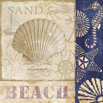 Laminas para decoupage | By the Sea | Pinterest ...