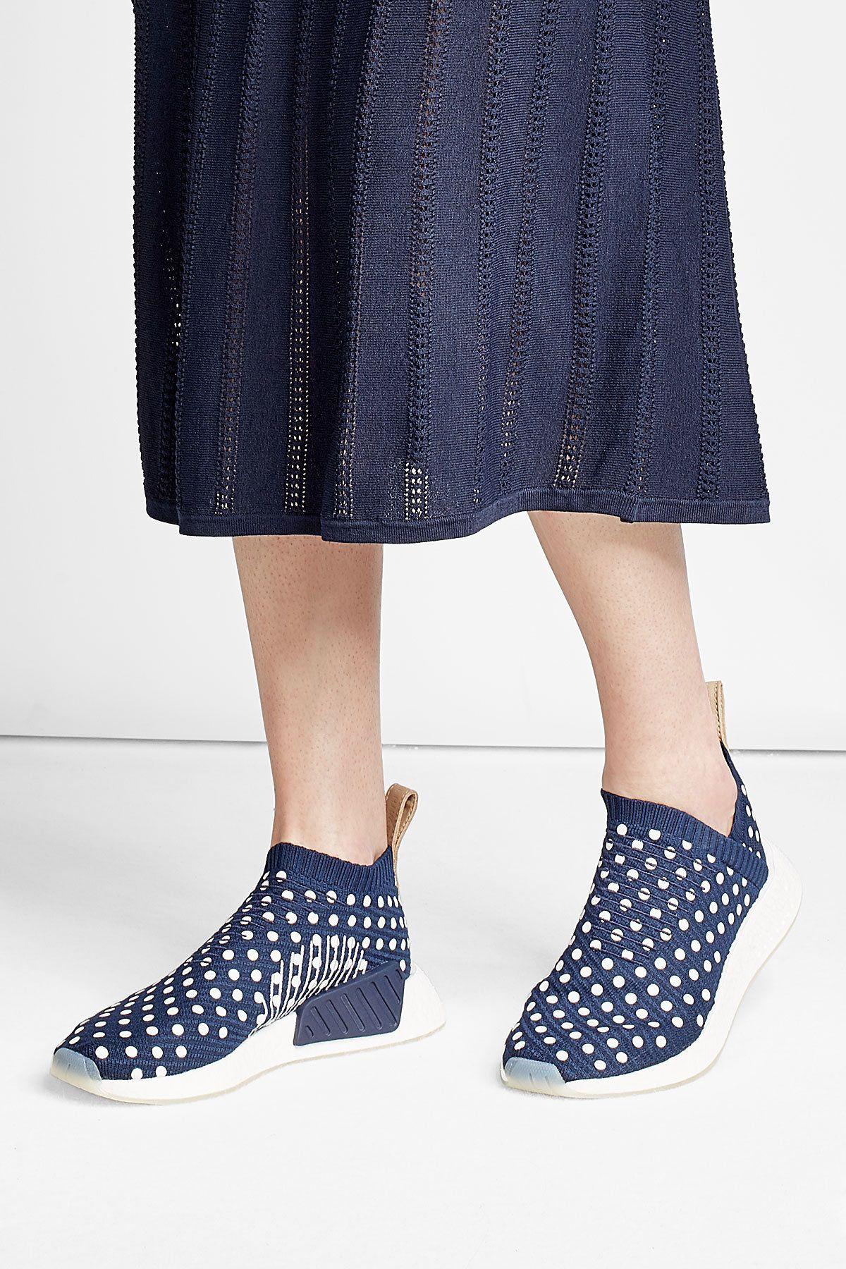 9109fec30 Wow...Adidas originals nmd cs2 sock sneakers multicolored women ...