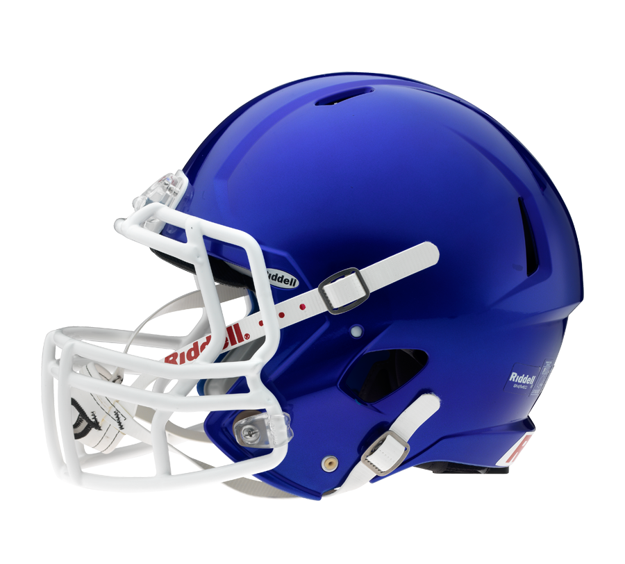 Riddell Victor I Youth Helmet Side View Helmet My Youth Football Helmets