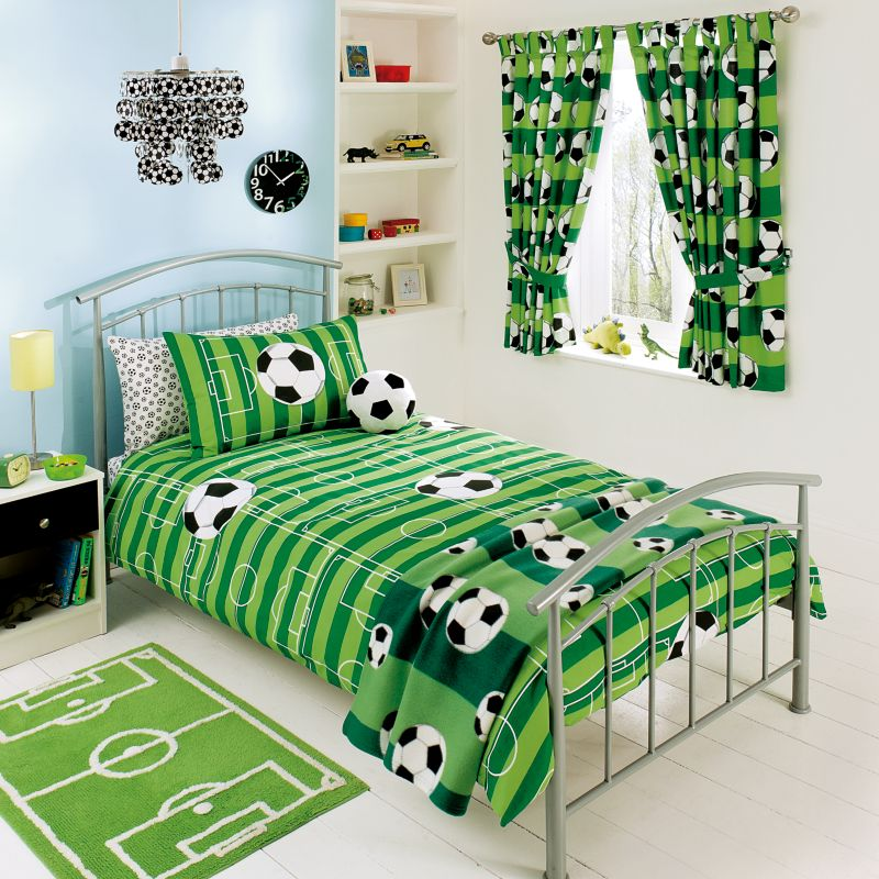 Childrens Football Bedroom Ideas: Ideas For Naths Room