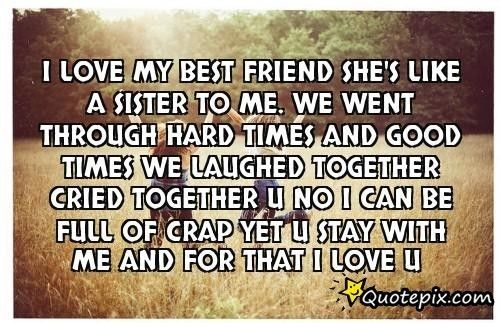 Image For Best Friend Sister Quotes Tumblr Photos Positive Quotes Magnificent Talk Like Bestfriends Act Like Lover Quotepix