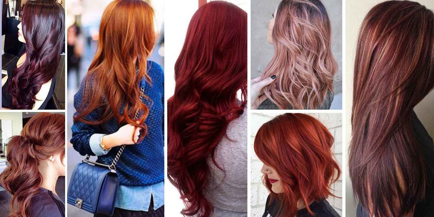Auburn Hair Color Swatches Best Hair Color For Summer Check More