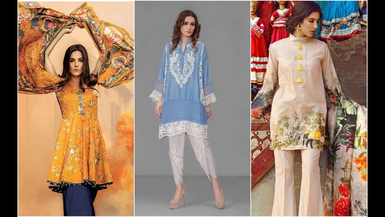 35 Fabulous Summer Dresses For Pakistani Girls 2018 35 Best Summer Dresses For Pakistani Girls Designer Summer Dresses Dresses Best Summer Dresses