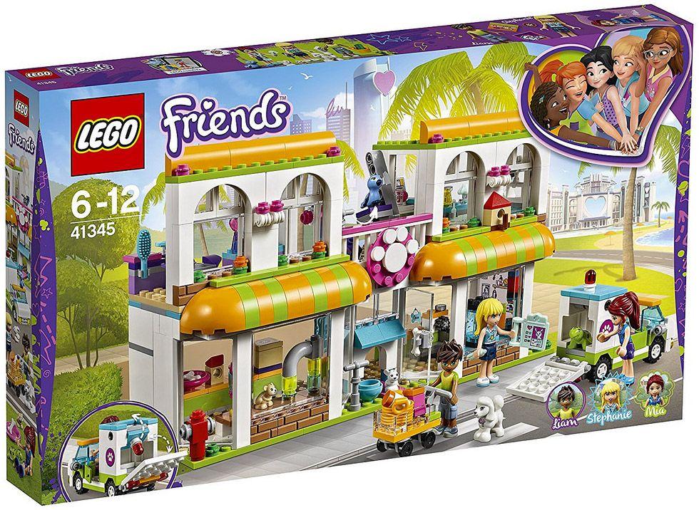 Lego Friends 41345 Lanimalerie Dheartlake City Marlie Birthday
