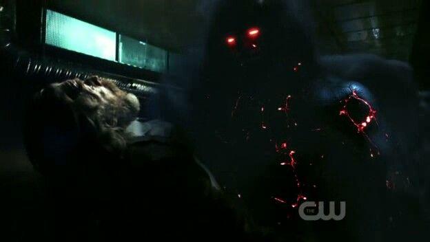Evil Darkseid in Smallville | Darkseid, New gods, SmallvilleApokolips Smallville