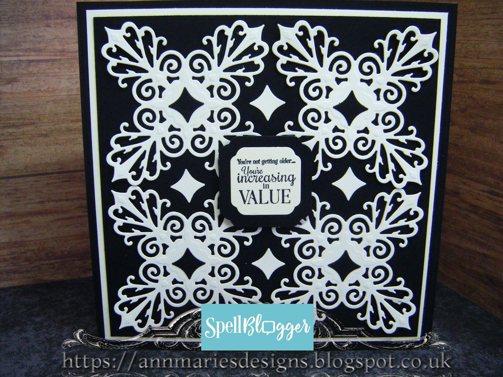 Card Making Patterns Ideas Part - 30: Cardmaking, Scrapbooking U0026 Anything Crafty. Elegant Anna Griffin Projects U0026  Other Products For Handy