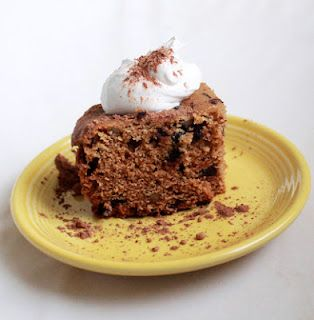 Awkward Kitchenette: Crock Pot Chocolate Chip Cookie Cake