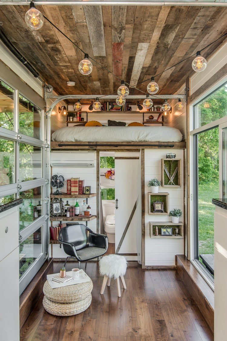 Tiny House 20m2 Con Ruedas Mini Casa In 2018 Pinterest Mini