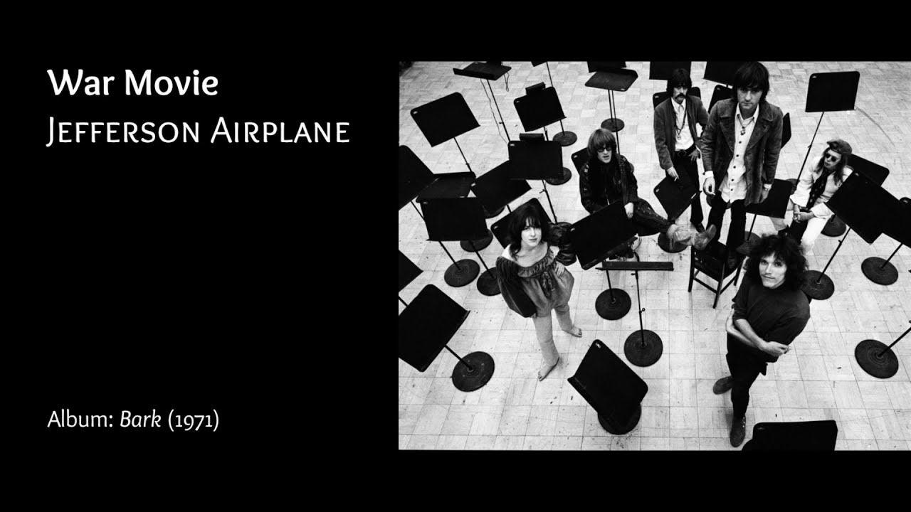 War Movie Jefferson Airplane Gallery Lyrics In 2020