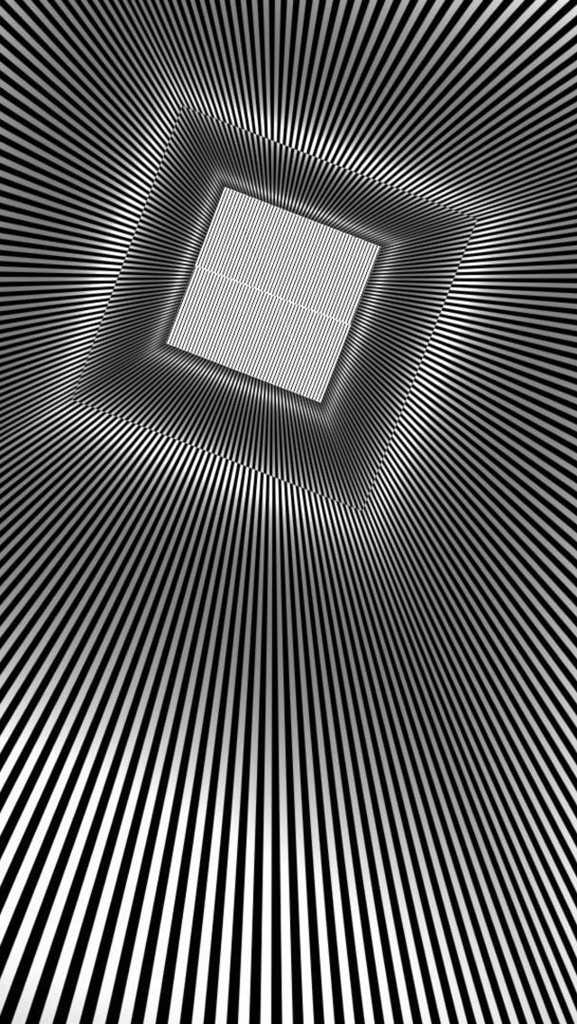 Optical Illusion. #iphone #wallpaper #opticalillusion ...