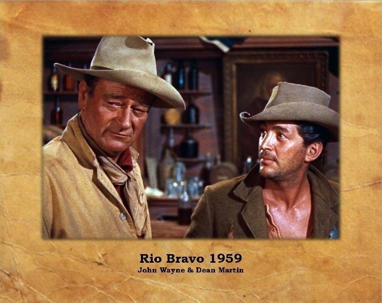 John Wayne, Rio Bravo, Dean Martin, Walter Brennan, 8X10 ...