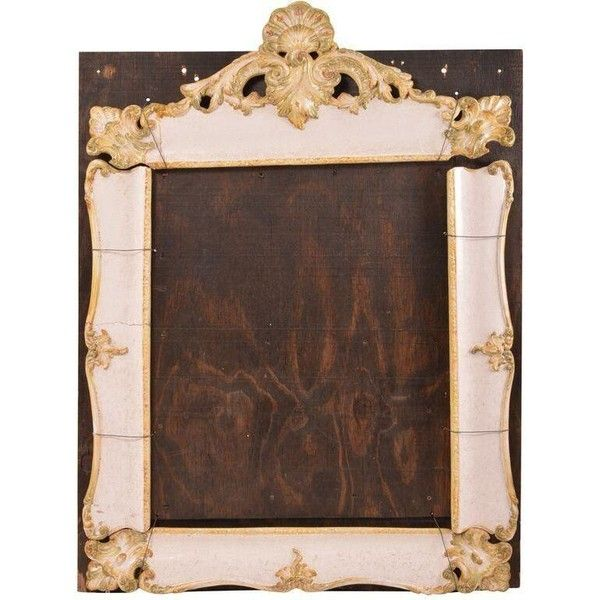 Signed Italian Ceramic Frame Tiles (2,090 CAD) ❤ liked on Polyvore