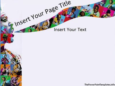 Cool retro pop art powerpoint templates ppt templates cool retro pop art powerpoint templates toneelgroepblik Images