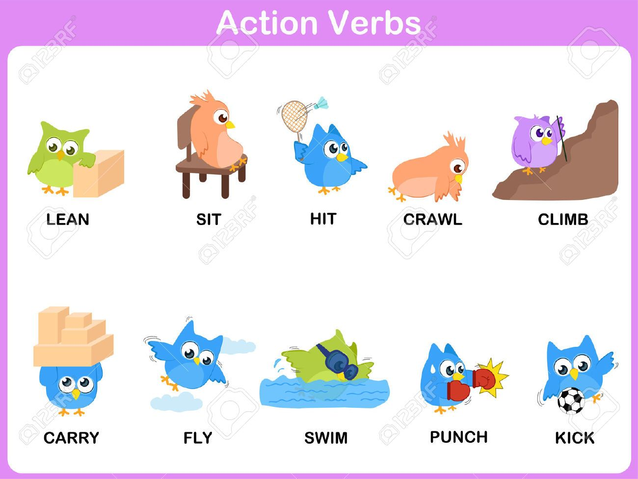 Image Result For Climb Verb Clipart