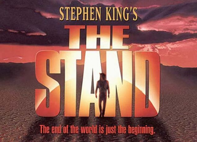 The Stand Is Going To Be Four Movies With Images The Stand Stephen King
