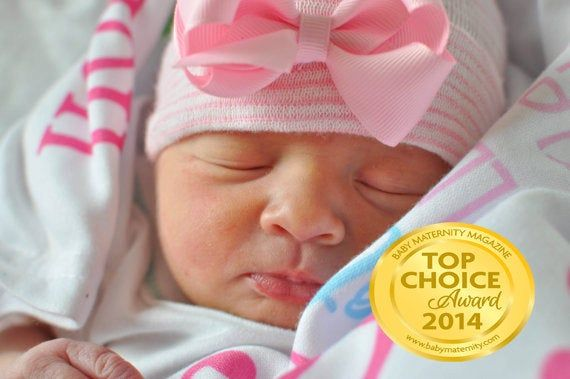 Photo of Newborn hospital outfit, newborn hospital hat, newborn hospital beanie, newborn hospital cap, newborn hospital hat girl, hat with bow