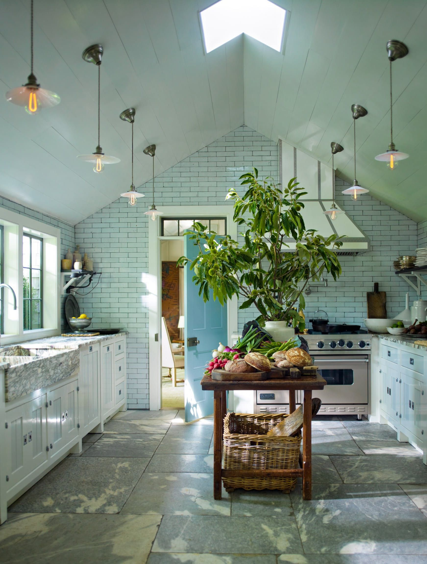 The World's Most Beautiful Kitchen Floors in 2020