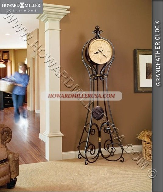 615004 Vercelli Grandfather Clock By Howardbeautifully Designed