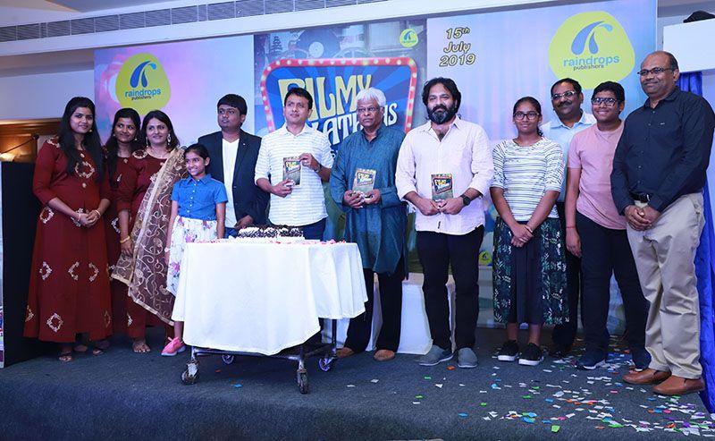 Singer Unnikrishnan Speech At Filmy Kathaas Book Launch
