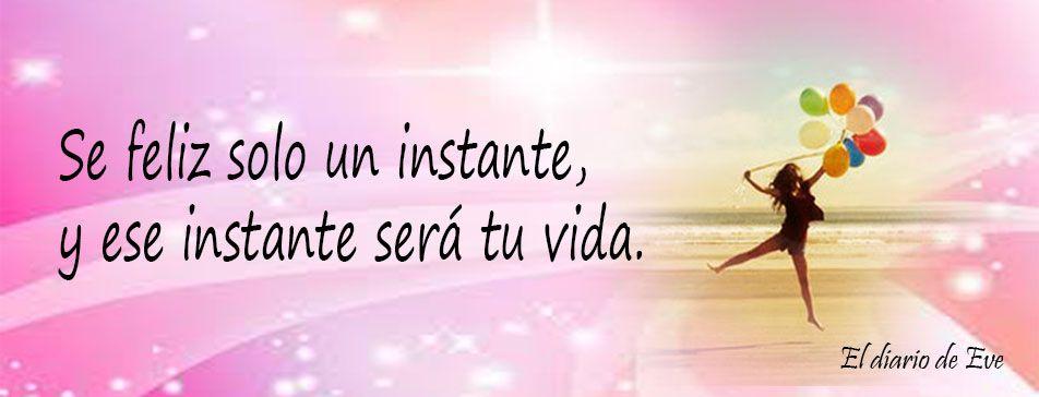 A partir de hoy, viviré solo el presente!!!  El ayer ya paso, el mañana no se si habrá, pero ahora soy dueña del hoy!!!