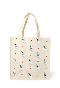 French Bulldog Shopper Tote from Forever21 $1,80