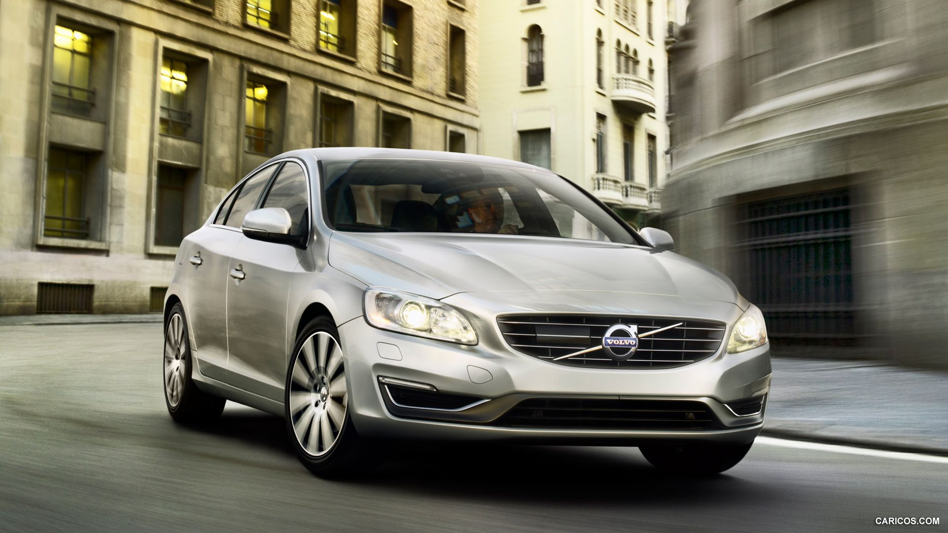 2014 Volvo S60 - Front HD