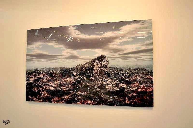 Landscape - Giacomo Costa - C print under plexiglass - Proposta Galleria Guidi #artefiera Photo by Barbara Gozzi©