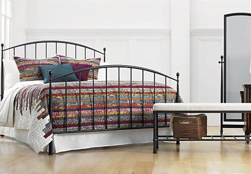 Crate Barrel Porto Bedroom Set Perfect For A Simple Guest