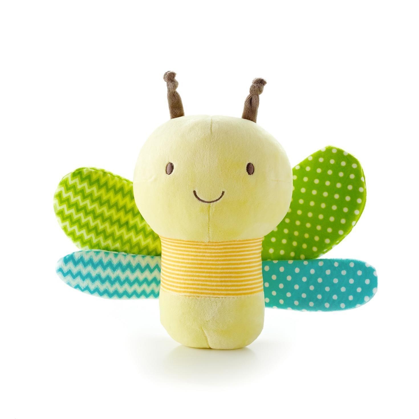 Lightning bug interactive stuffed animal baby gifts