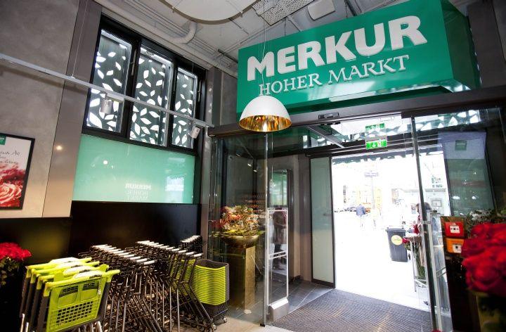 Merkur High Market Flagship Store Vienna 02