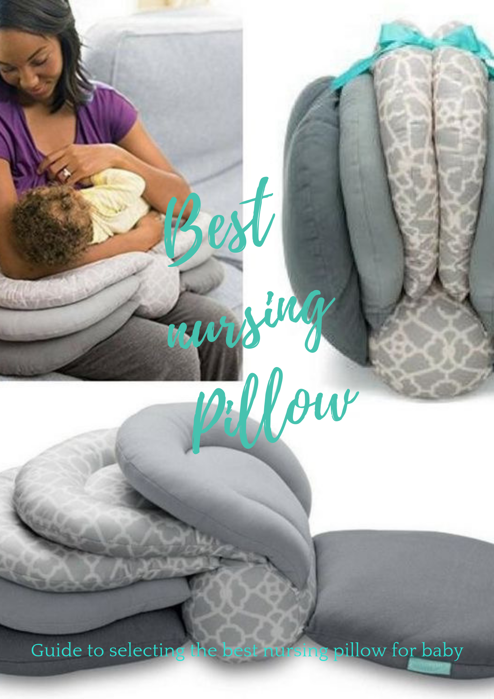 Best Breastfeeding Pillows | Mother&Baby