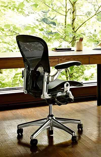 Aeron Chair By Herman Miller At Officedesigns Com Chair Classic