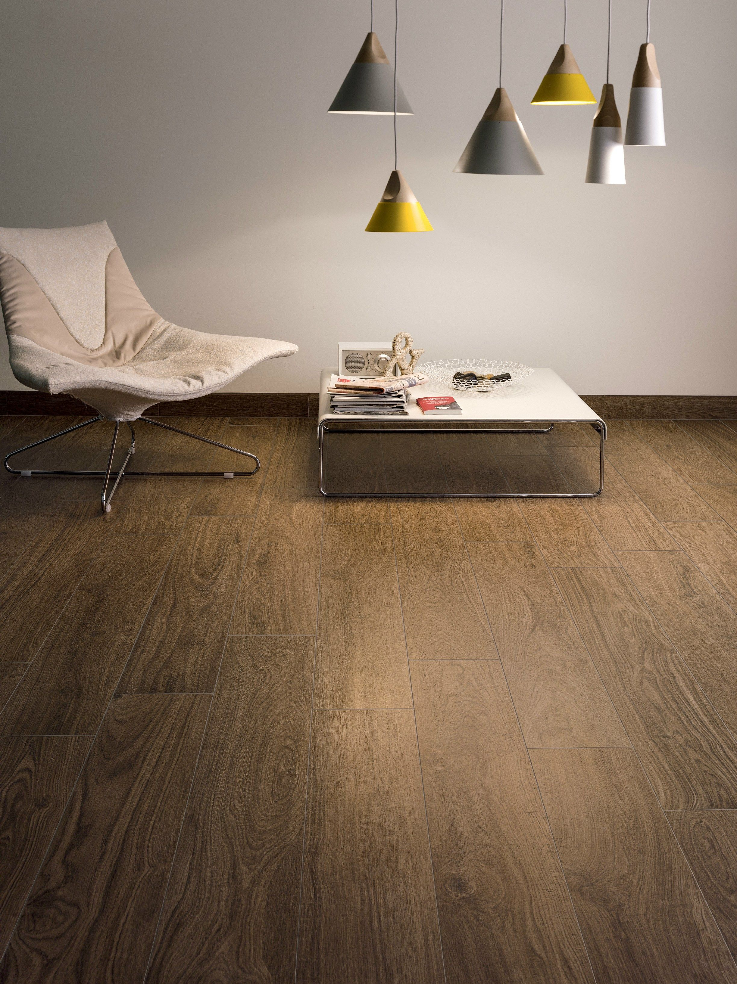 Ecological flooring with wood effect BIO TIMBER MICROBAN by @leaceramiche
